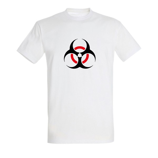 T-shirt Biohazard #10
